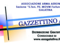 On-line il numero di luglio 2017 del Gazzettino Azzurro