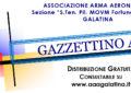 On-line il numero di maggio 2018 del Gazzettino Azzurro