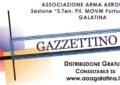 On-line il numero di gennaio 2019 del Gazzettino Azzurro