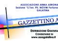 On-line il numero di marzo 2019 del Gazzettino Azzurro