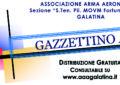 On-line il numero di Luglio-Agosto-Settembre 2019 del Gazzettino Azzurro