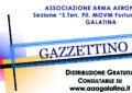 On-line il numero di Novembre 2019 del Gazzettino Azzurro