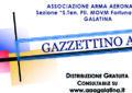 On-line il numero di Gennaio 2021 del Gazzettino Azzurro